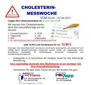 Ei, Ei, Ei…was macht denn Ihr Cholesterinwert?